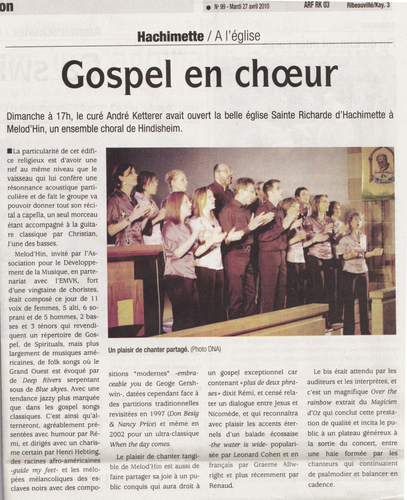 2010-04-27 Hachimette (article DNA)2