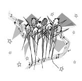 Logo Mélodhin nb